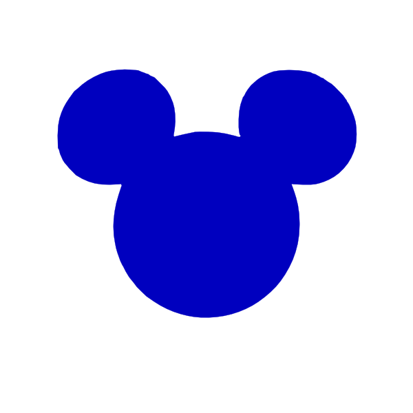 600x600 Mickey Mouse 4 Clip Art