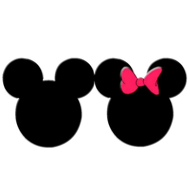 640x640 Mickey Mouse Ears Logo Image Group