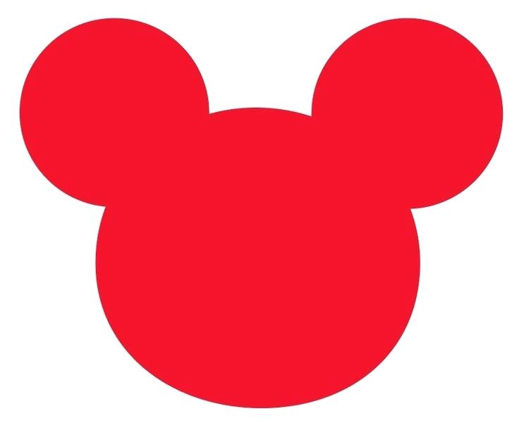 736x611 Mickey Mouse Head Silhouette As Well As Mickey Mouse Silhouette