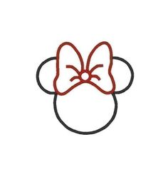 236x248 Mickey Mouse Ears Silhouette Original Mickey Mouse Ears