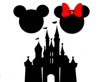 340x270 Patriotic Mouse Ears SVG Mickey Minnie SVG Dxf Eps Png For