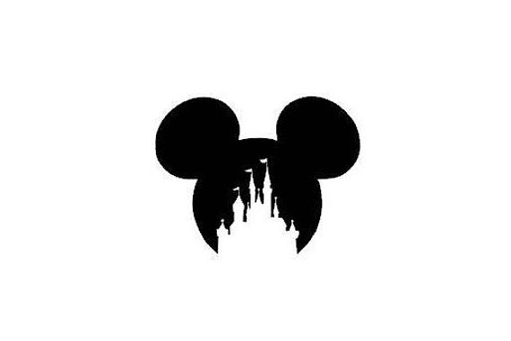 570x380 Disney Mickey Mouse Ears Castle Instant Download SVG PNG from