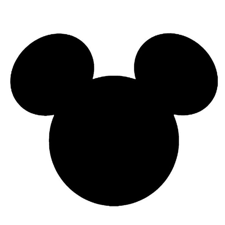 736x736 Mickey Mouse Clipart Ears 101 Clip Art