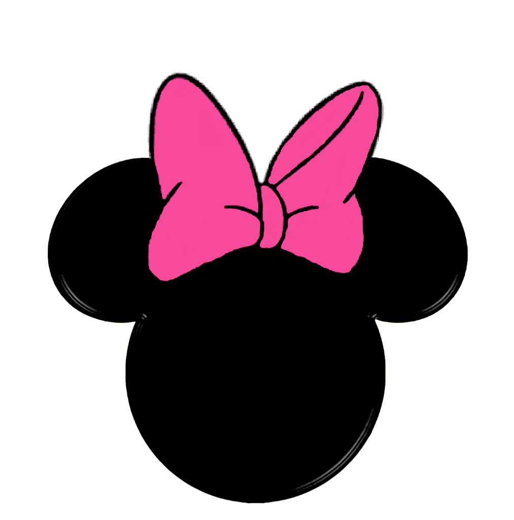 1012x1024 Minnie Mouse Bow Silhouette Clip Art