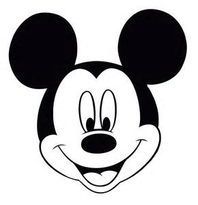 290x300 Image Result For Mickey Mouse Hand Template 2nd