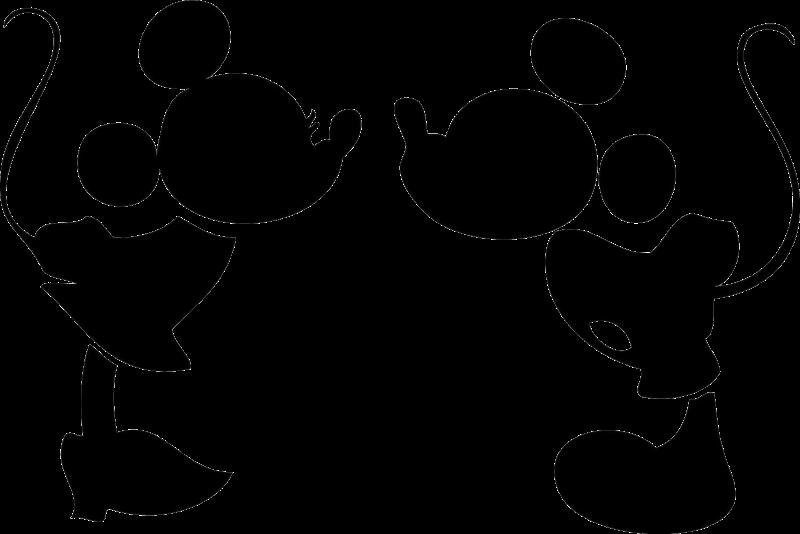 800x534 Mickey Head Silhouette Clip Art Mydrlynx