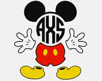 340x270 Mickey Mouse Svg Mickey Mouse Head Svg Mickey Mouse Ears