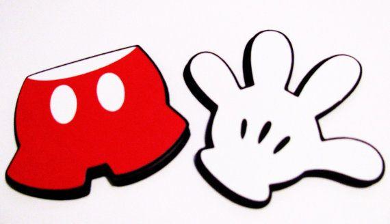 570x328 20 Pack 25 Mickey Glove Amp Mickey Pants Die By Cuttingupintexas