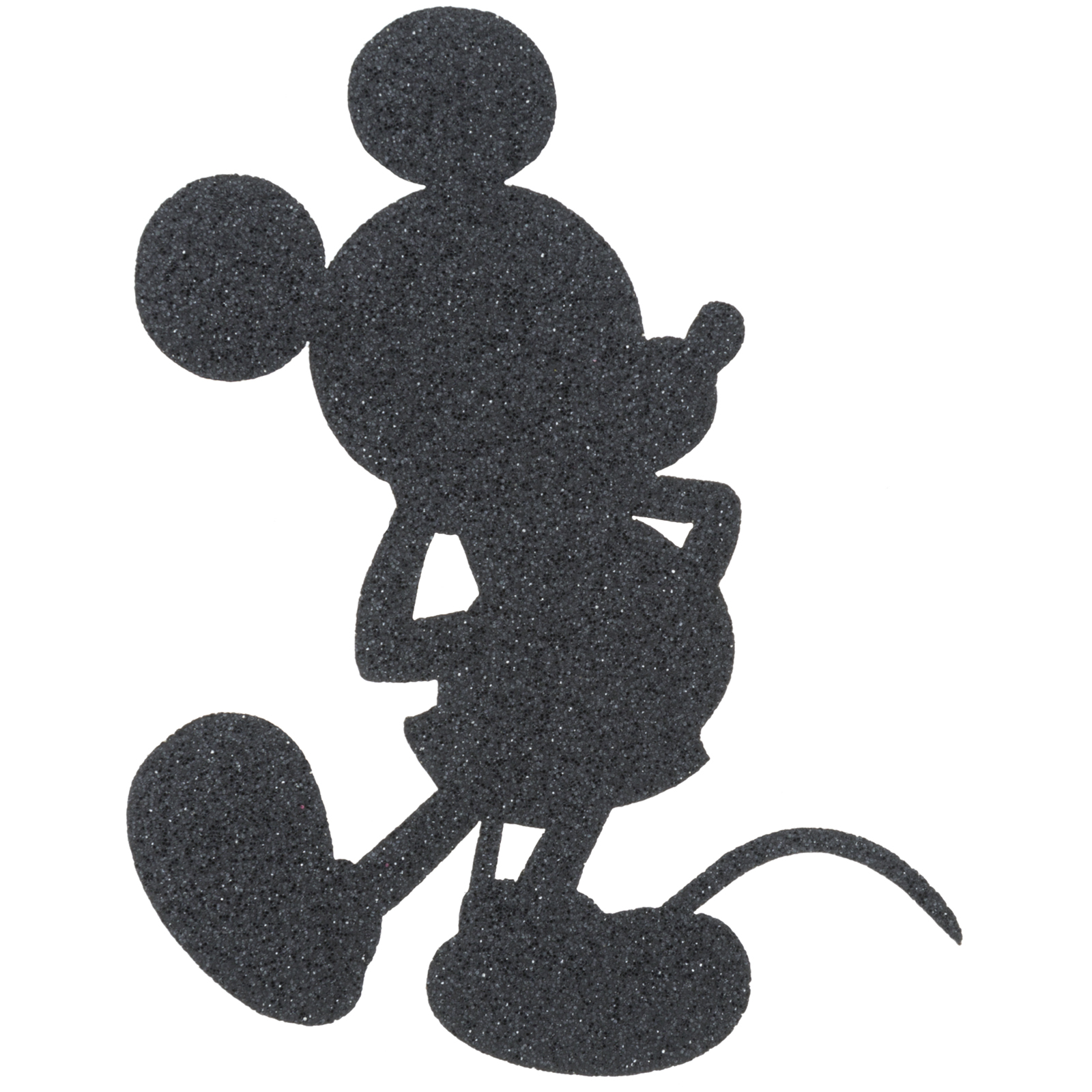 1600x1600 Find The Mickey Mouse Silhouette Small Iron On Applique