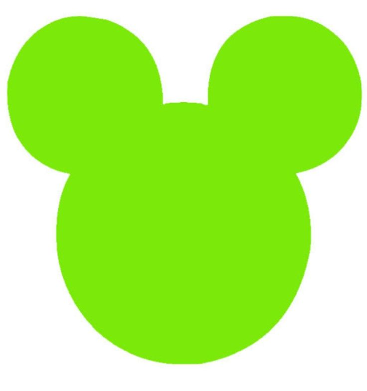 736x784 Mickey Mouse Head Clip Art For Free 101 Clip Art