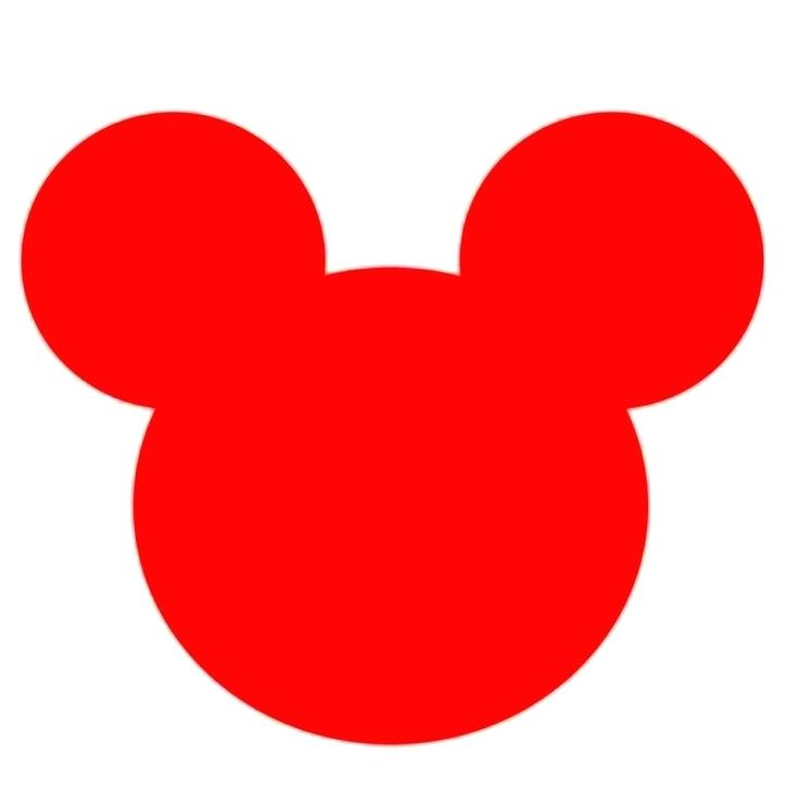 736x730 Mickey Mouse Head Silhouette As Well As Mickey Mouse Silhouette