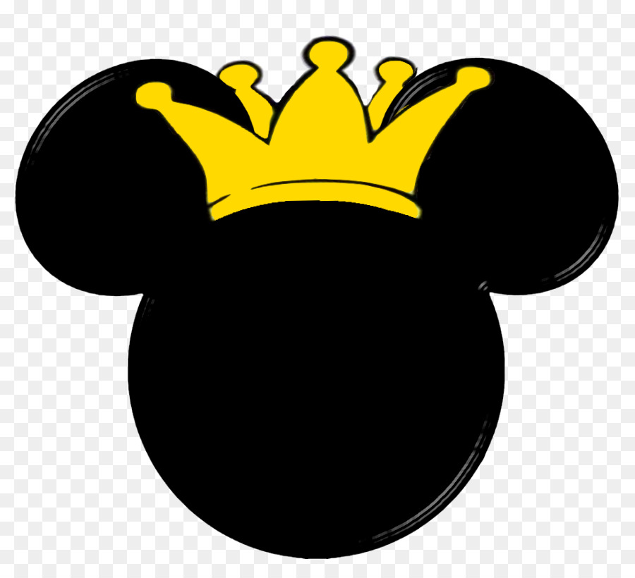 900x820 Mickey Mouse Minnie Mouse Silhouette Clip art