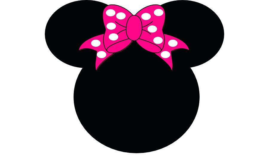 900x520 Mickey Mouse Head Silhouette Together With Mouse Mickey Mouse Clip