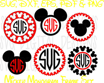 340x270 Mickey Mouse Svg Files Etsy