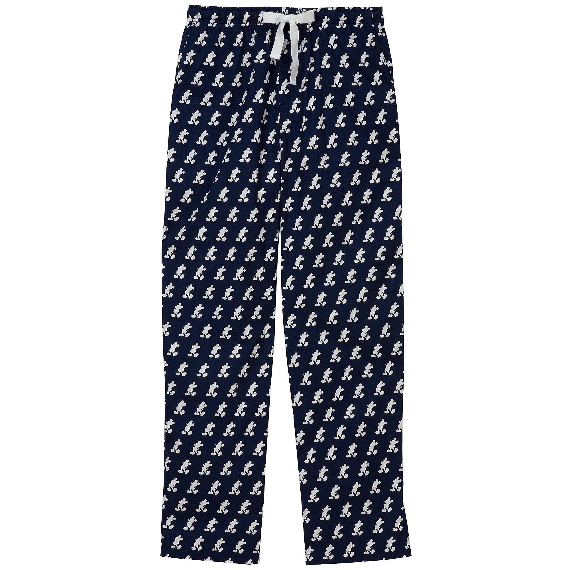 2000x2000 Silhouette Mickey Mouse Lounge Pants For Men Shopdisney
