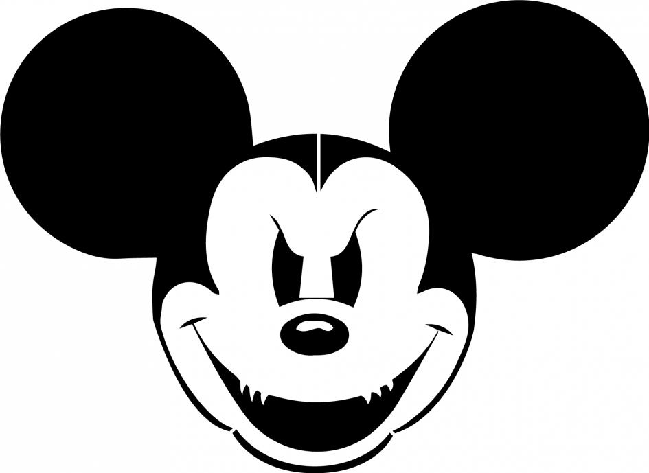 945x689 Baby Shower Stencils Ba Shower Ba Shower Stencils Mickey Mouse