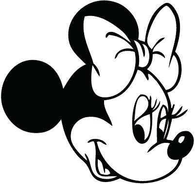 graphic regarding Mickey Mouse Stencil Printable identify Mickey Mouse Silhouette Template at  Totally free