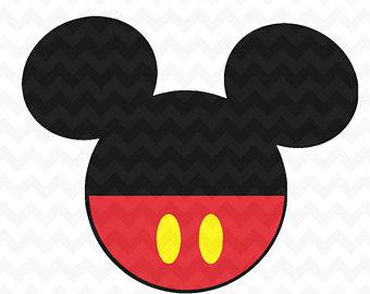 340x270 Mickey Mouse Svg Etsy