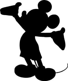 236x280 Silhouette Mickey Silhouette Mickey Backgrounds