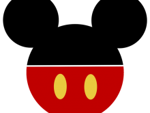 220x165 Mickey Mouse Silhouette Clip Art Free Clipart