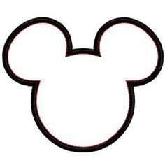 236x236 Free Mickey Silhouette