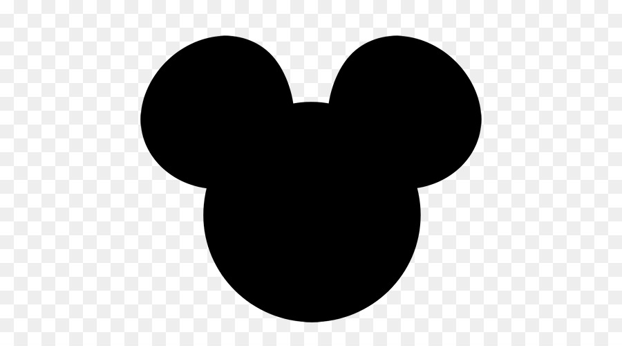 mickey silhouette clip art at getdrawings com free for personal rh getdrawings com mickey mouse head clip art free mickey and minnie mouse head clipart
