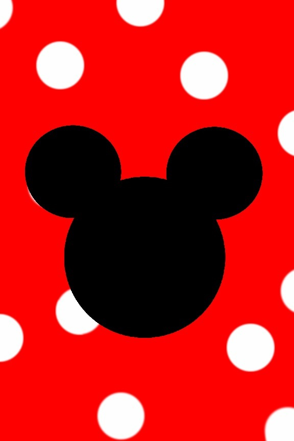 576x864 Mickey Head Outline Clipart Collection