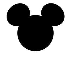 280x232 Creativity = Sanity Mickey Mouse Silhouette Studio File
