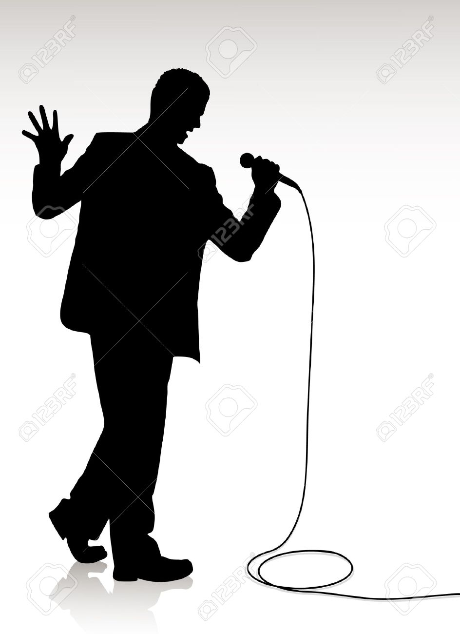944x1300 Singer Clipart Pop Singer