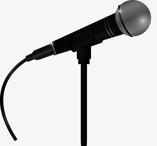 650x606 Microphone Silhouette, Microphone, Microphone, Microphone Png