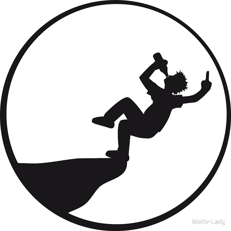 800x800 Moon Night Cliff Suicide Life Drinking Tumble Jump Drinking Thirst