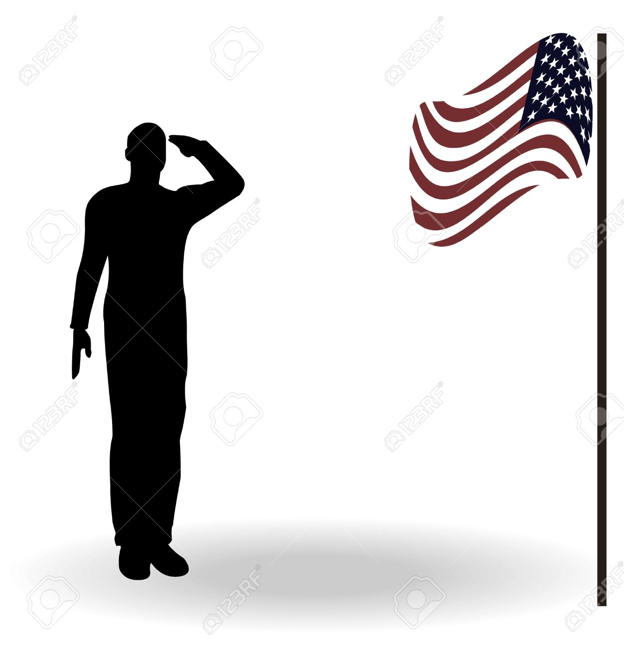 1253x1300 Sailor Clipart Military Salute Many Interesting Cliparts