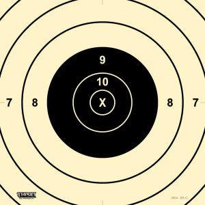 300x300 Sr C Rifle Targets 200 Yard Military Rifle Target Tj Target