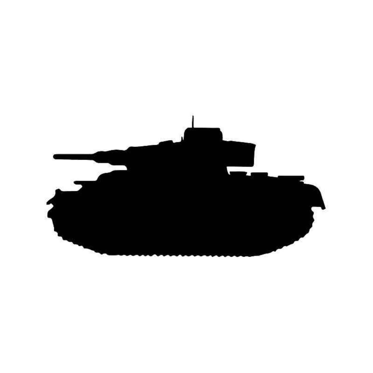 1280x1280 Ww2 Panzer Tank Military Vinyl Decal Sticker Military, Military
