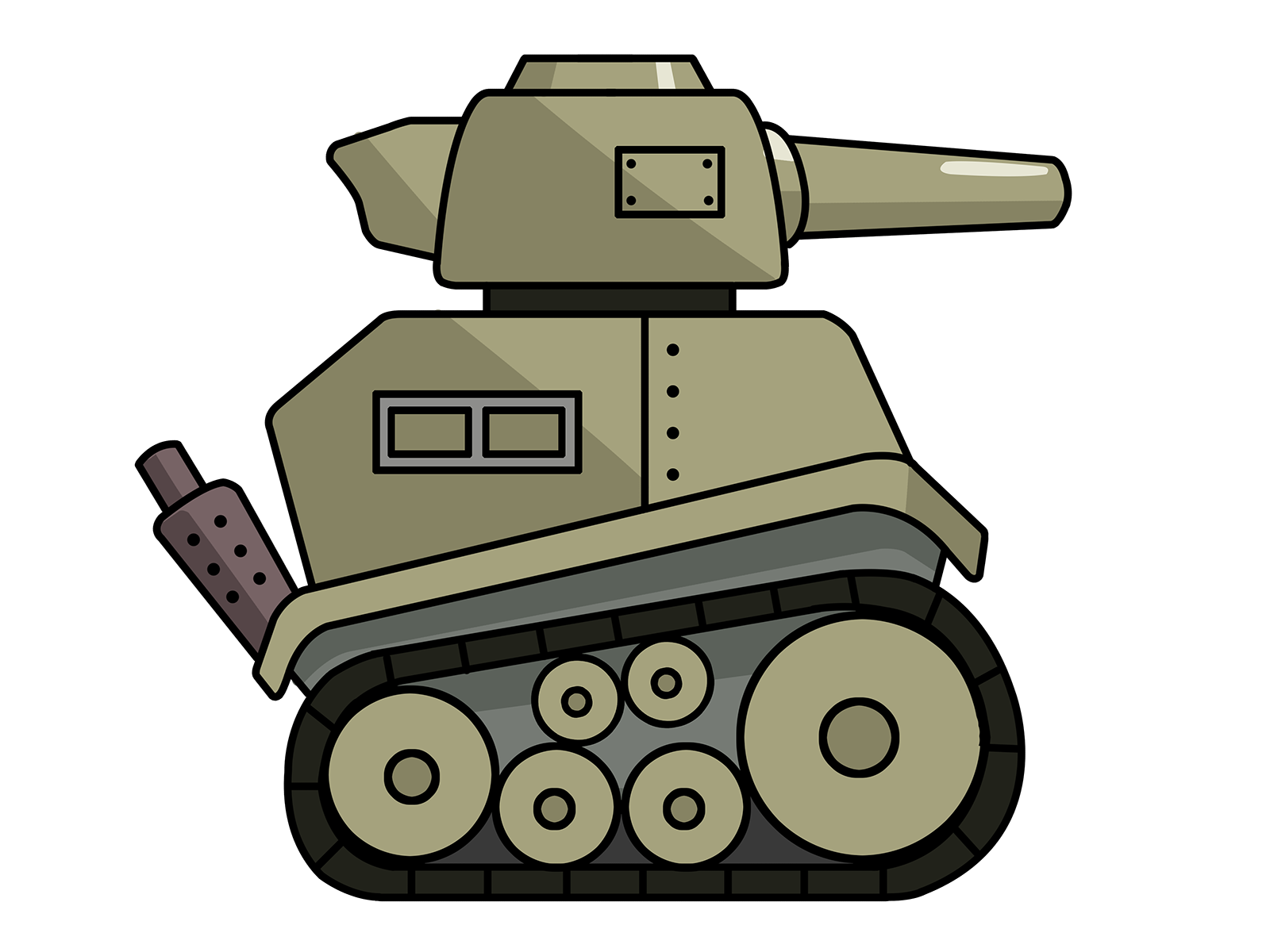 1600x1200 Army Clipart War Tank