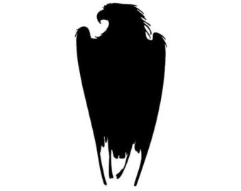 340x270 Falcon Decal Etsy