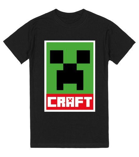 460x520 Minecraft Shirts Silhouette And Crafts