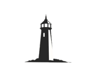 325x260 Crafty Design Lighthouse Clipart Minecraft Coloring Pages