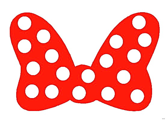 559x409 Minnie Mouse Bow Template Minnie Mouse Bow Template Silhouette