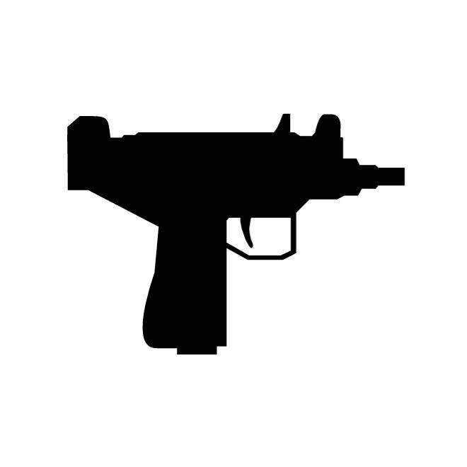 660x660 Automatic Weapon