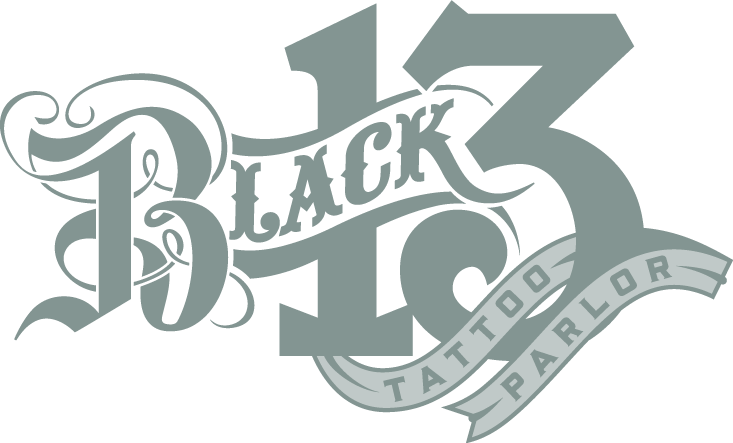 733x443 Black 13 Tattoo Parlor