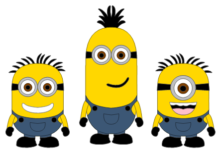 444x309 Image Result For Minion Svg File Birthday Svg File