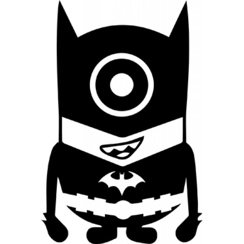 800x800 Minion Batman