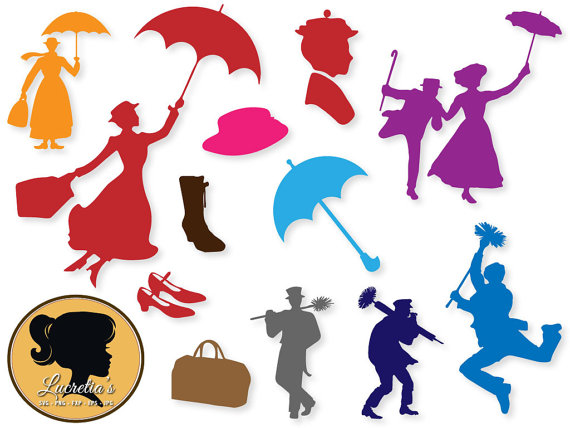 570x428 Mary Poppins, Mary Poppins Eps, Mary Poppins Svg, Clipart, Svg