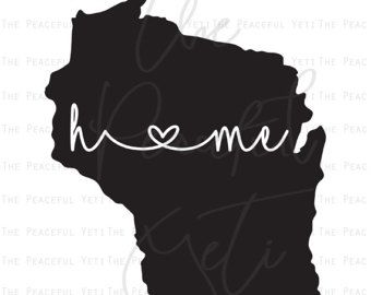 340x270 Minnesota Svg Png Dxf State Home Outline Instant Download