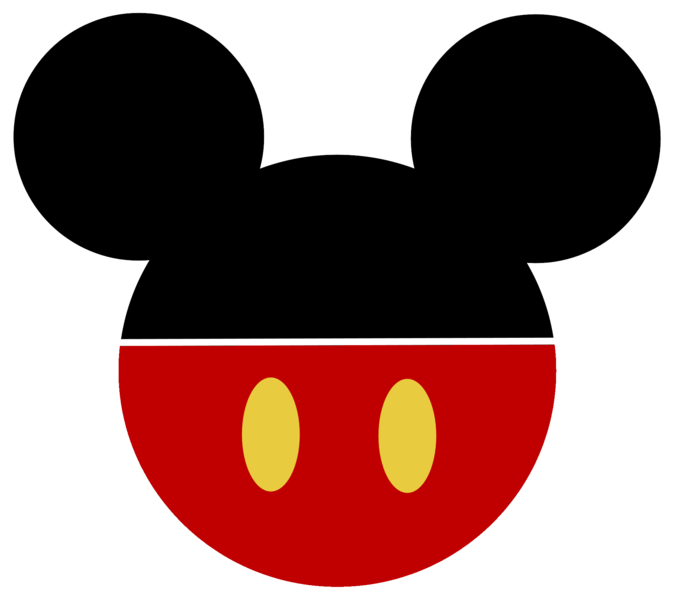 674x600 mickey mouse silhouette clipart