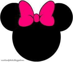 236x202 Incredible Design Minnie Mouse Head Outline