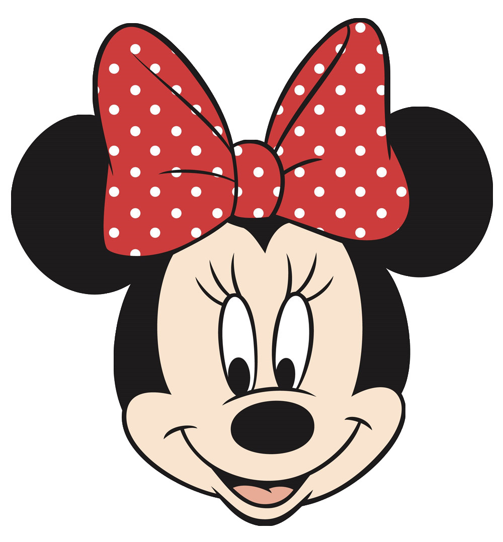 1000x1078 Minnie Mouse Template Full See Rclxelxri For Mickey Head