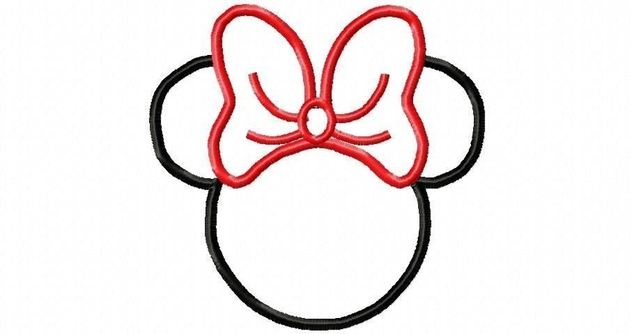 910x480 Pix For Gt Mickey Mouse Ears Silhouette Clip Art Disney