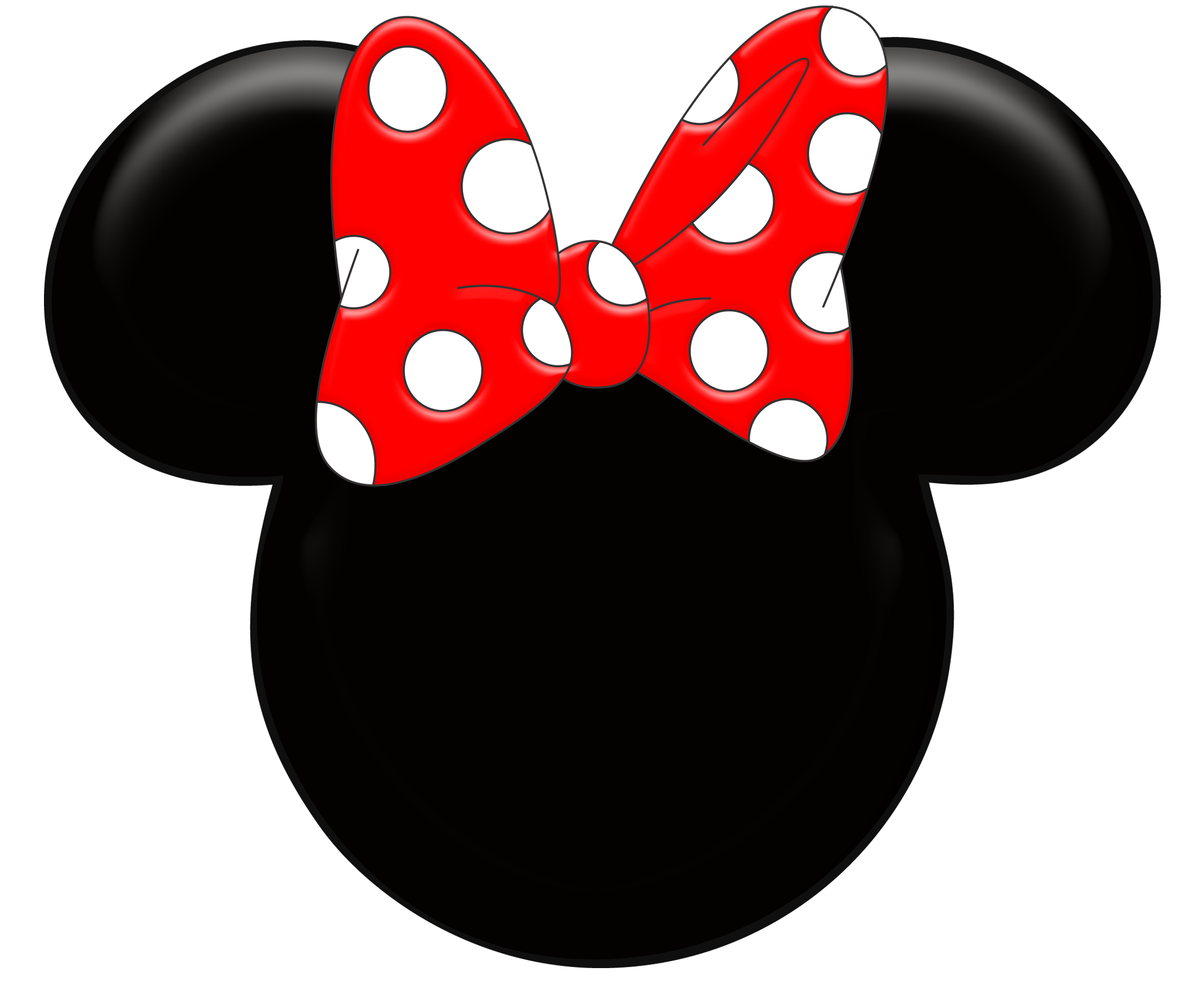 2054x1716 Red Minnie Mouse Wallpaper Clipart Panda